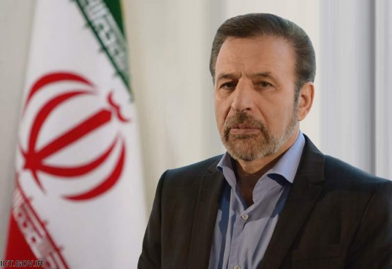 واکنش واعظی به مقایسه «بگم، بگم»احمدی نژاد با «میگویم» روحانی