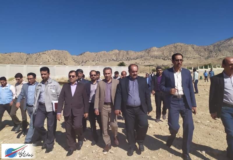 سفر ویژه معاون اقتصادی استاندار به شهرستان چرام/تلاش مدیران دولت تدبیر و امید برای اشتغال و سرمایه گذاری در چرام