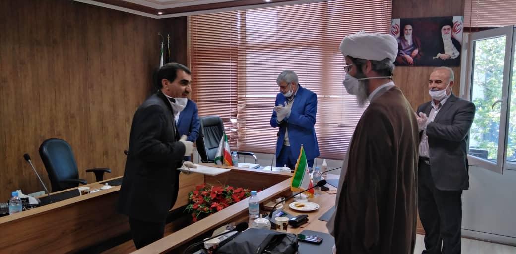 مجید علیپور مدیرکل عمران و امور زیربنایی عشایر کشور شد – تصاوير بزرگ
