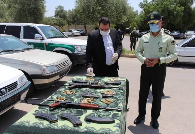 باند بزرگ تهیه و توزیع مواد مخدر در گچساران متلاشی شد