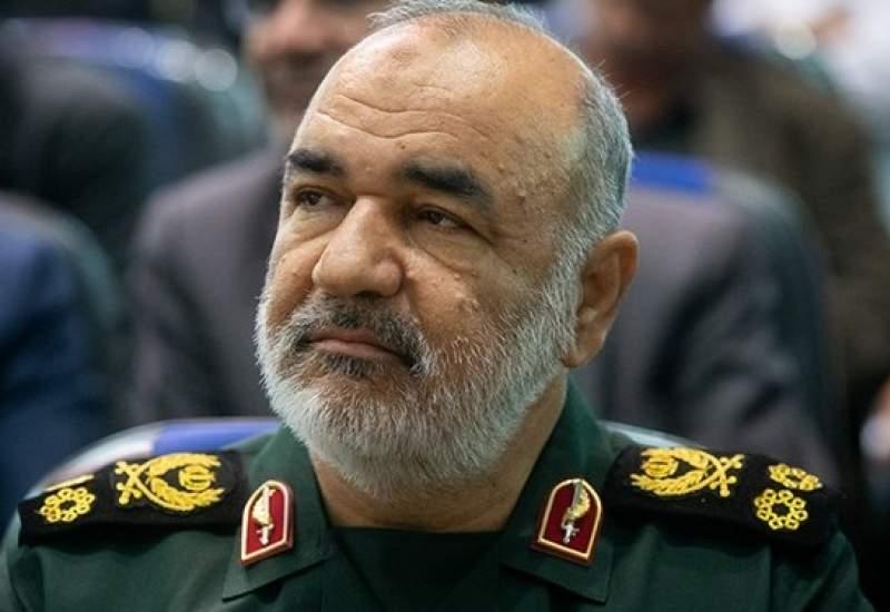 واكنش فرمانده كل سپاه به ترور دانشمند هسته اي ايران