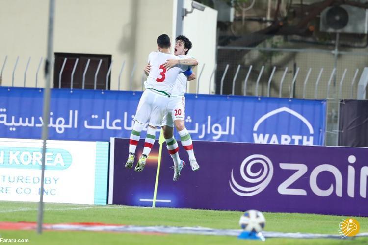 (ویدیو) خلاصه بازی ایران ۱ – ۰ عراق /  صعود یوزها به مرحله بعد