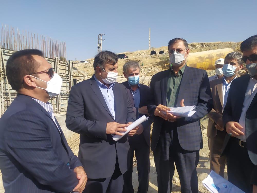 اختصاص ۴۲ میلیارد اعتبار به پروژه ی آبرسانی به حومه غربی دهدشت